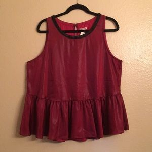Juicy Couture Peplum To